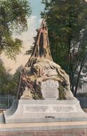 St Josse-ten-Noode Brussel Bruxelles Monument Des Combattants - St-Josse-ten-Noode - St-Joost-ten-Node