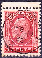 Kanada - König Georg V. (Mi.Nr.: 164 A) 1932 - Gest. Used Obl. - 1911-1935 Règne De George V