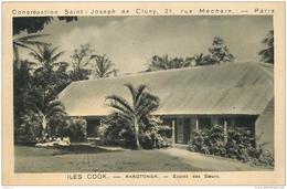 Iles Cook RAROTONGA Ecole Des Soeurs CPSF PF Ed. Congrégation Saint Joseph - Cook Islands