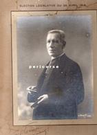 59  Hazebrouck  Election Législative Du 26 Avril 1914 L'Abbé Lemire Député Du Nord  (photo) - Hazebrouck