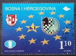 1999 BOSNIA AND HERZEGOVINA BHP SARAJEVO 15th European Chess Club Cup Finals Bugojno BiH - Bosnië En Herzegovina