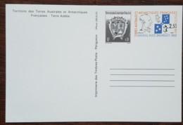 TAAF - Entier Postal YT N°2-CP - Amiral Max Douguet - 1994 - Neuf - Enteros Postales
