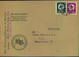 1932, Zustellung Ab ZIESAR - Alemania