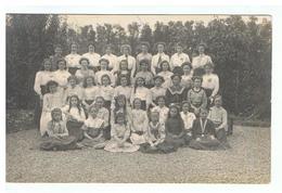 JM26.12 / CPA /  VERVIERS - PHOTO D'ECOLIERES 1911 - Huy