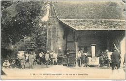 94  BONNEUIL SUR MARNE Un Coin De La Ferme Gillet ( Militaires)  CPA Ed. L.M. N°188 - Bonneuil Sur Marne