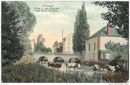 89 BLENEAU Gué De La Rivière CPA N°1796 - Bleneau
