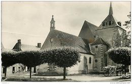 89 CHAMPCEVRAIS L'église CPSM PF ED Combier - Autres Communes