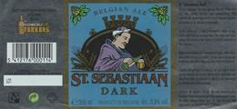 Etiket   Sterkens - Bière