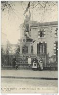 81 ALBI Statue Jeanne D'Arc - Avenue Lapérouse CPA Le Tarn Illustré N°38 Ed. L. Corbière Cachet Hopital Temporaire - Albi