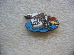 Pin's EDF: Le Chti Thermicien - EDF GDF