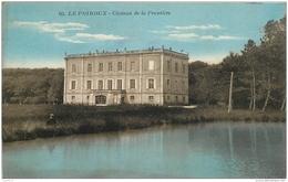 85 LE POIROUX Château De La Proutière CPA - Andere Gemeenten