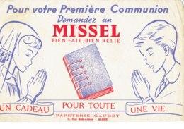 Buvard Livre Missel Papeterie Gaudet,Alger - Other