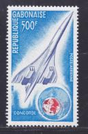 GABON AERIENS N°  172 ** MNH Neuf Sans Charnière, TB (D8029) Avion Concorde - 1975 - Gabon
