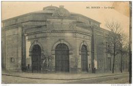 76 ROUEN Le Cirque CPA Ed. Emji - Rouen