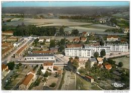 71 EPINAC LES MINES Cie Aérienne - La Garenne - Cité Des Acacias Et Les H.L.M. CPDM GF Ed Combier - France
