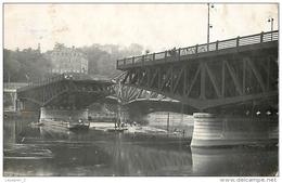 69 LYON Pont De La MULATIERE ( Pont Détruit WW2) Photo Format CP - Photo Sylvestre - Autres