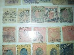 Lot  34 Stamps - Gebraucht