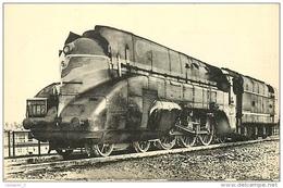 Thème Train Machine N°3.1280 La Chapelle Locomotives Du Nord CP Ed. H.M.P. N° 240 Locomotive Vapeur - Trains