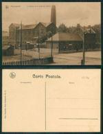 OF [17546] - BELGIUM - MARIEMONT - LA STATION ET LE PUITS ST ARTHUR - Morlanwelz