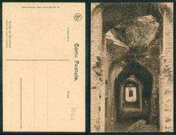 OF [17562] - BELGIUM - MARIEMONT - RUINES GALERIE DES CAVES A PROVISION - Morlanwelz
