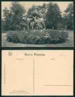 OF [17563] - BELGIUM - MARIEMONT - PARC - L'ABONDANCE OUVRE DE JEF LAMBEAUX - Morlanwelz