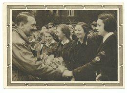 DR Ganzsache P278/03 50. Geburtstag Mädchengruppe 1939 - Germany