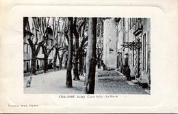 11. AUDE - CHALABRE. Cours Sully - La Mairie - France