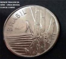 LSJP BRAZIL COIN 1 CRUZEIRO - SUGAR CANE - 1984 - LOW SHOT - UNC - Brésil