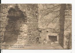 Ruine Du Chateau D'Ambleve - Amblève - Amel