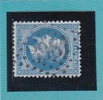 N°29 B     GC  3981     TOULON SUR MER  /  VAR      - REF 14616  + VARIETE - 1863-1870 Napoleon III With Laurels