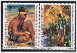 NOUVELLE CALEDONIE - 1983 - P.A N° 234/5 ** - Unused Stamps