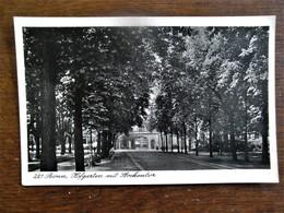 Oude Fotokaart   Bonn   Hofgarten Mit Stockentor - Allemagne