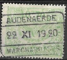 _8S-657: N° TR110 : AUDENAERDE // MARCHANDISES - Bahnwesen