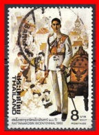 TAILANDIA SELLO AÑO 1982 - Tailandia