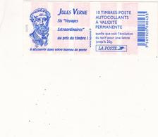 3744-C5 Jule Verne Marianne De Lamouche - Carnets