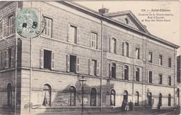 Saint Etienne  Caserne De La Gendarmerie  Rue D Arcole - Saint Etienne