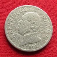 Haiti 20 Centavos 1907 F4 Wºº - Haiti