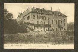 CP-Marvejols - Institution Secondaire Libre - Marvejols