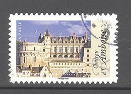 France Autoadhésif Oblitéré N°1108 (Architecture De La Renaissance En France) (cachet Rond) - France