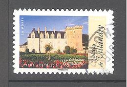 France Autoadhésif Oblitéré N°1111 (Architecture De La Renaissance En France) (cachet Rond) - France