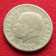 Haiti 20 Centavos 1956 F4 Wºº - Haïti