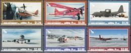 Ross Depency 2018 Les Transport Aèriens En Régions Polaires Neuf ** - Dépendance De Ross (Nouvelle Zélande)