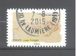 France Autoadhésif Oblitéré N°1094 (Le Toucher) (cachet Rond) - France