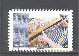 France Autoadhésif Oblitéré N°1076 (L'art Et La Matière) (cachet Rond) - France