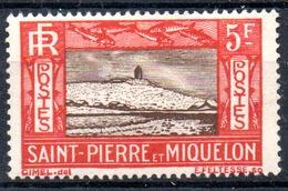 Saint-Pierre Miquelon Y&T 157* - St.Pierre & Miquelon