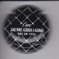 PLACA DE CAVA JAUME GIRO I GIRO (CAPSULE) ECOLOGIC - Placas De Cava