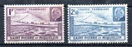 Saint-Pierre Miquelon Y&T 210*, 211*, 291* - 295* - St.Pierre & Miquelon