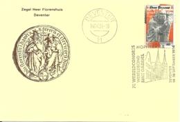 Nederland 1984 Deventer / Sint Gabriel Mophilex - Periode 1980-... (Beatrix)