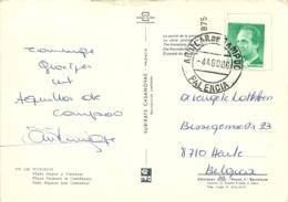 Espana 1986 Aguilar De Campoo Palencia > Heule B - 1931-Aujourd'hui: II. République - ....Juan Carlos I