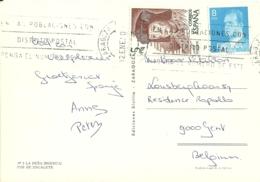 Espana 1990 Zaragoza > Heule B - 1931-Aujourd'hui: II. République - ....Juan Carlos I